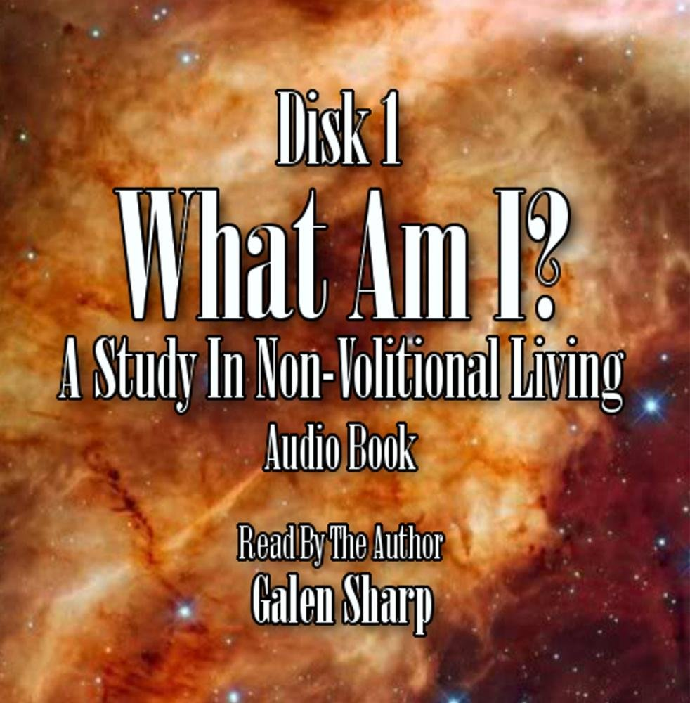 What Am I? A Study in Non-Volitional Living
