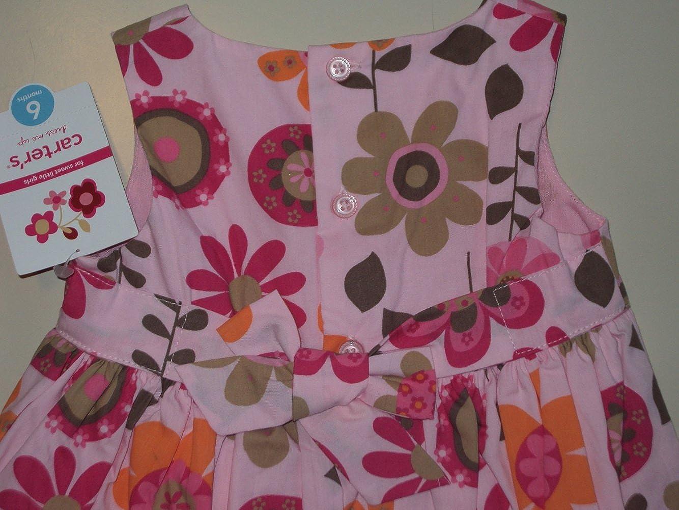Carters Baby Girls Dress 120g130