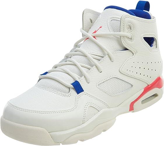 Jordan Nike Kids Flight Flex Trnr 2 GG Rdnt Emrld//Brght Crmsn//Blck//WH Training Shoe 6.5 Kids US