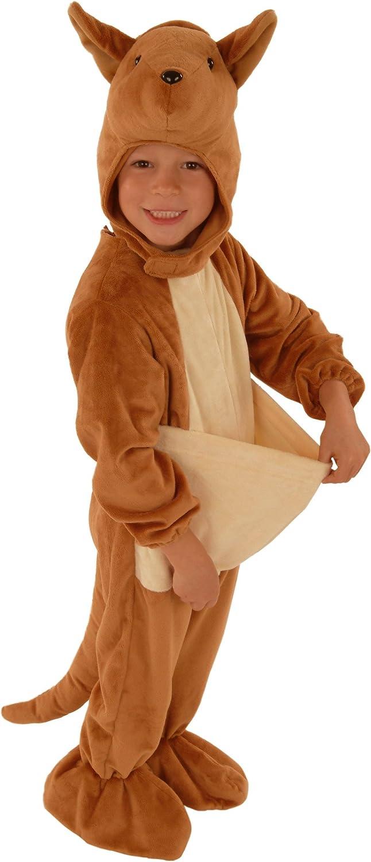 Cesar - Disfraz de canguro para niños (de 1/3 años): Amazon.es ...