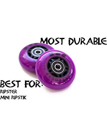 8bfff36364d Ripstik Wheels by KBS - Razor Ripsurf Performance Caster Board Replacement  68mm-80mm 90a with