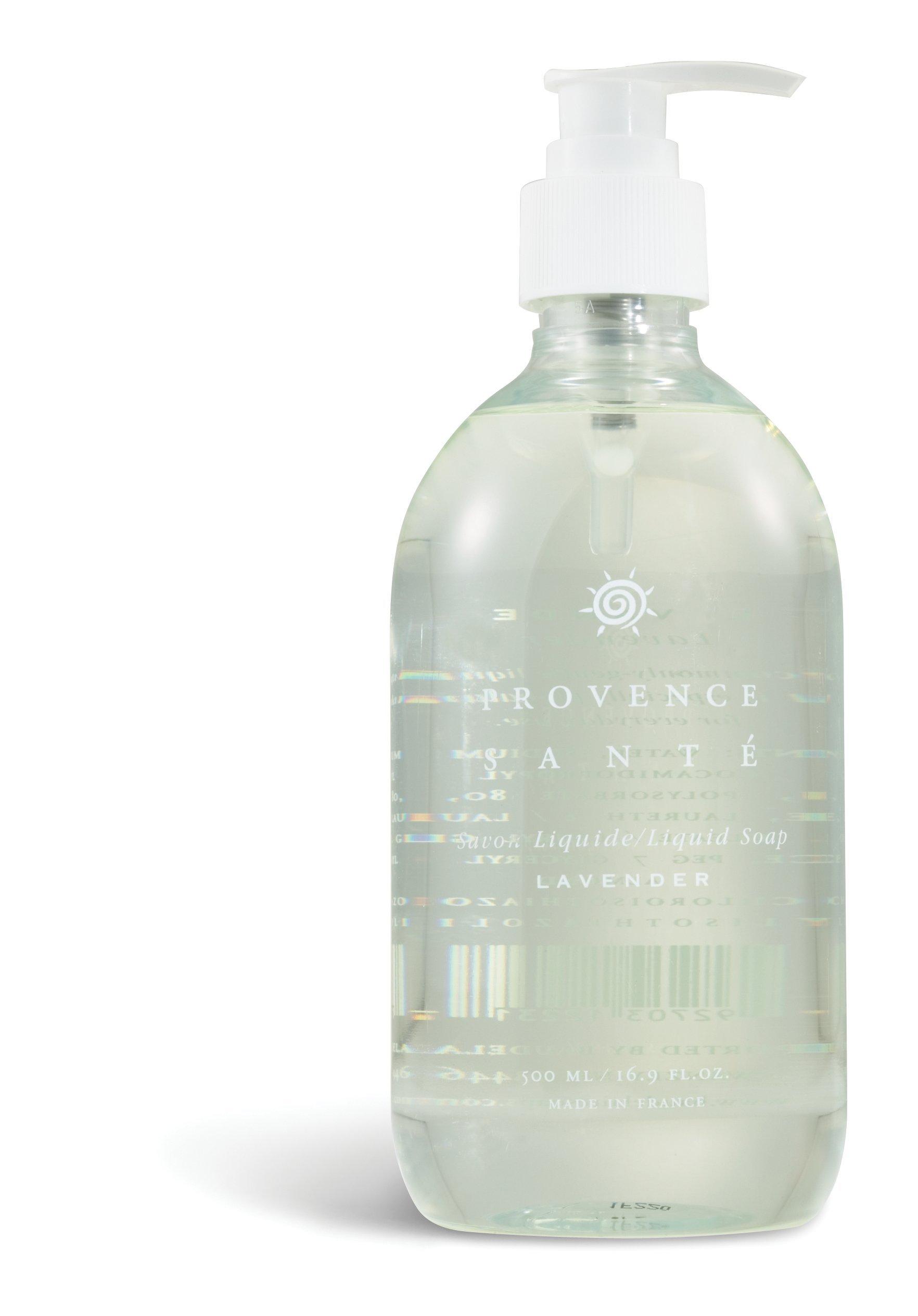 Amazon Com Provence Sante Ps Liquid Soap Rose 16 9