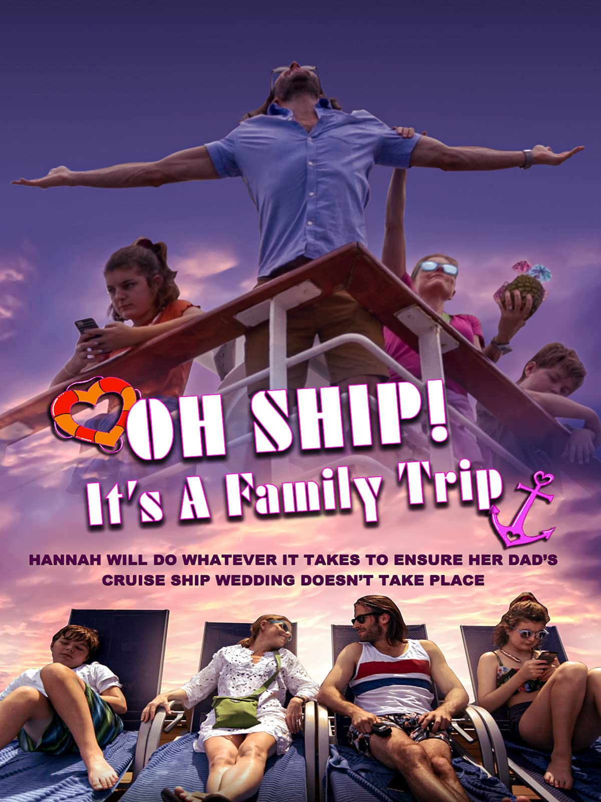 Oh Ship! It's a Family Trip on Amazon Prime Video UK