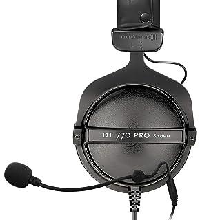 172b2095d3f Beyerdynamic DT 770 PRO 80-Ohm Closed Back Studio Mixing Headphones Bundle  with Antlion Audio