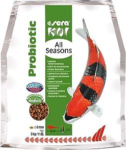 Sera Koi All Seasons Pet Food, 11 lb/5 kg/Large