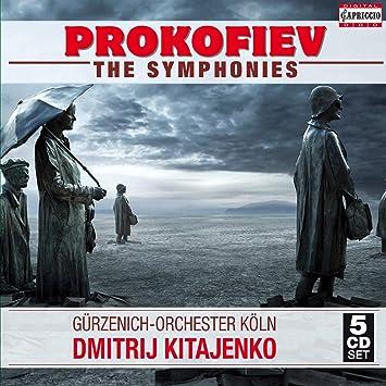 Prokofiev: The Symphonies / プロコフィエフ: 交響曲全集
