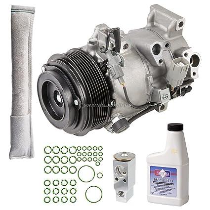 Amazon com: AC Compressor w/A/C Repair Kit For Lexus RX350 2007 2008
