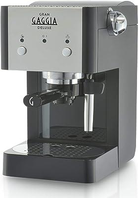 Espressomaschinen unter 100 Euro: Gran Gaggia Deluxe