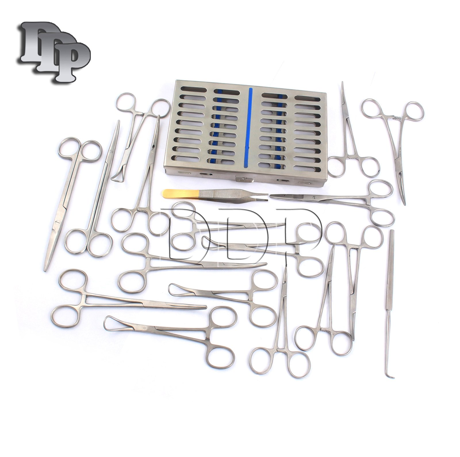 DDP NEW O.R GRADE GENERAL BASIC DENTAL VETERINARY INSTRUMENTS SET ! SPAY PACK DENTAL INSTRUMENTS HIGH QUALITY by DDP