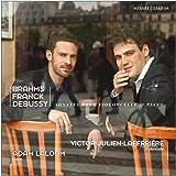 Brahms, Franck, Debussy: Cello Sonatas