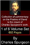 THE TREASURY OF DAVID Vol.1 (Psalms 1-25)