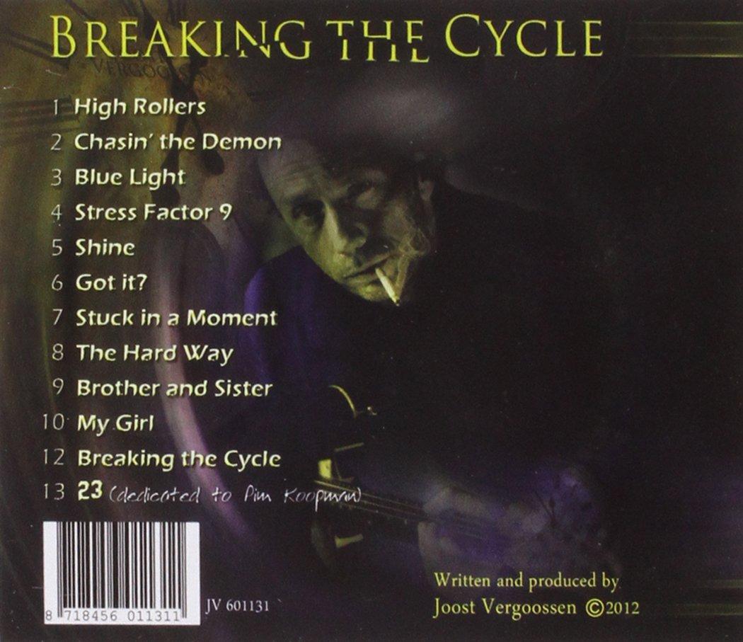 joost vergoossen breaking the cycle