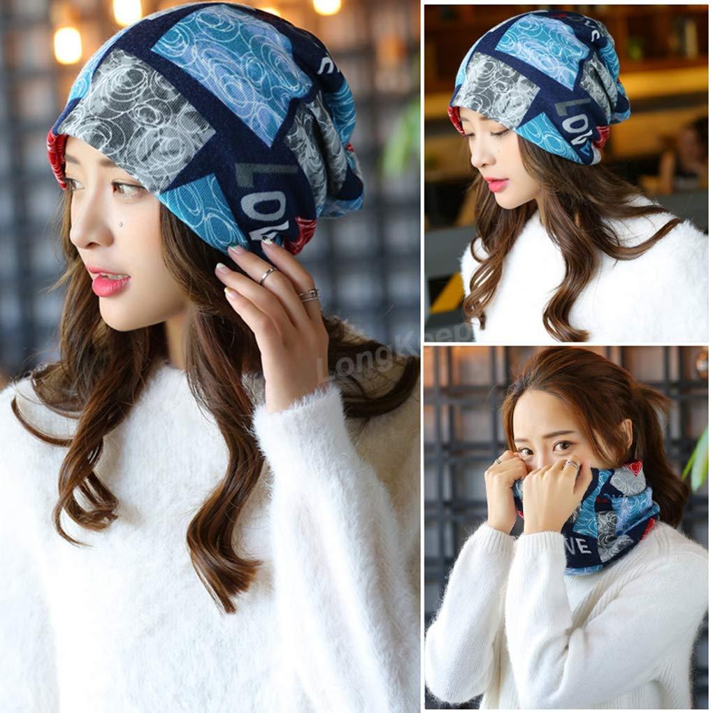 RXIN Winter Hat Long Keeper Women Hat Female Autumn Beanies Hat Cap Hip Hop Casual Skullies /& Beanies Bonnet Femme Girl
