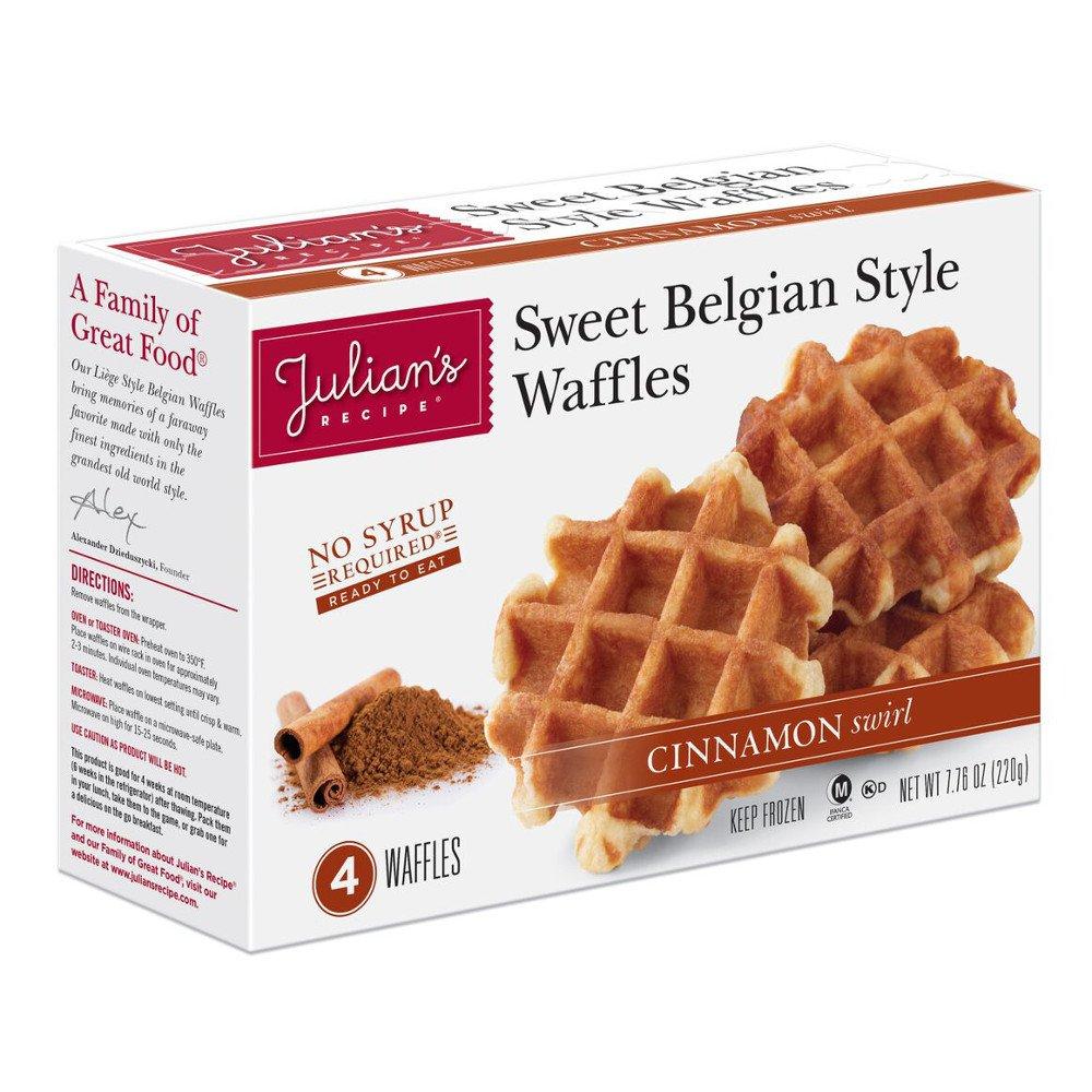Pre Packaged Belgian Waffles Costco