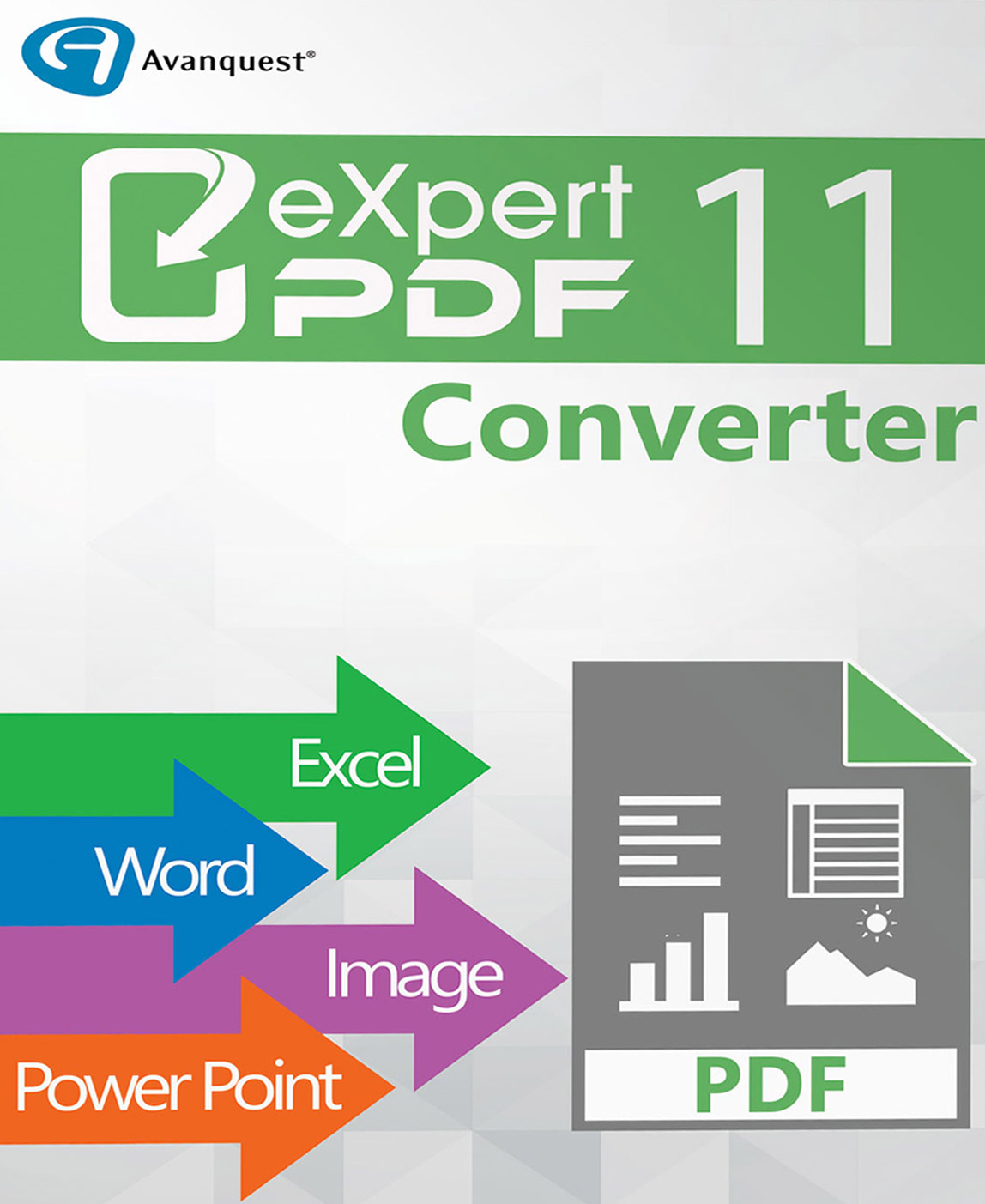 eXpert PDF 11 Converter [Download] by Avanquest