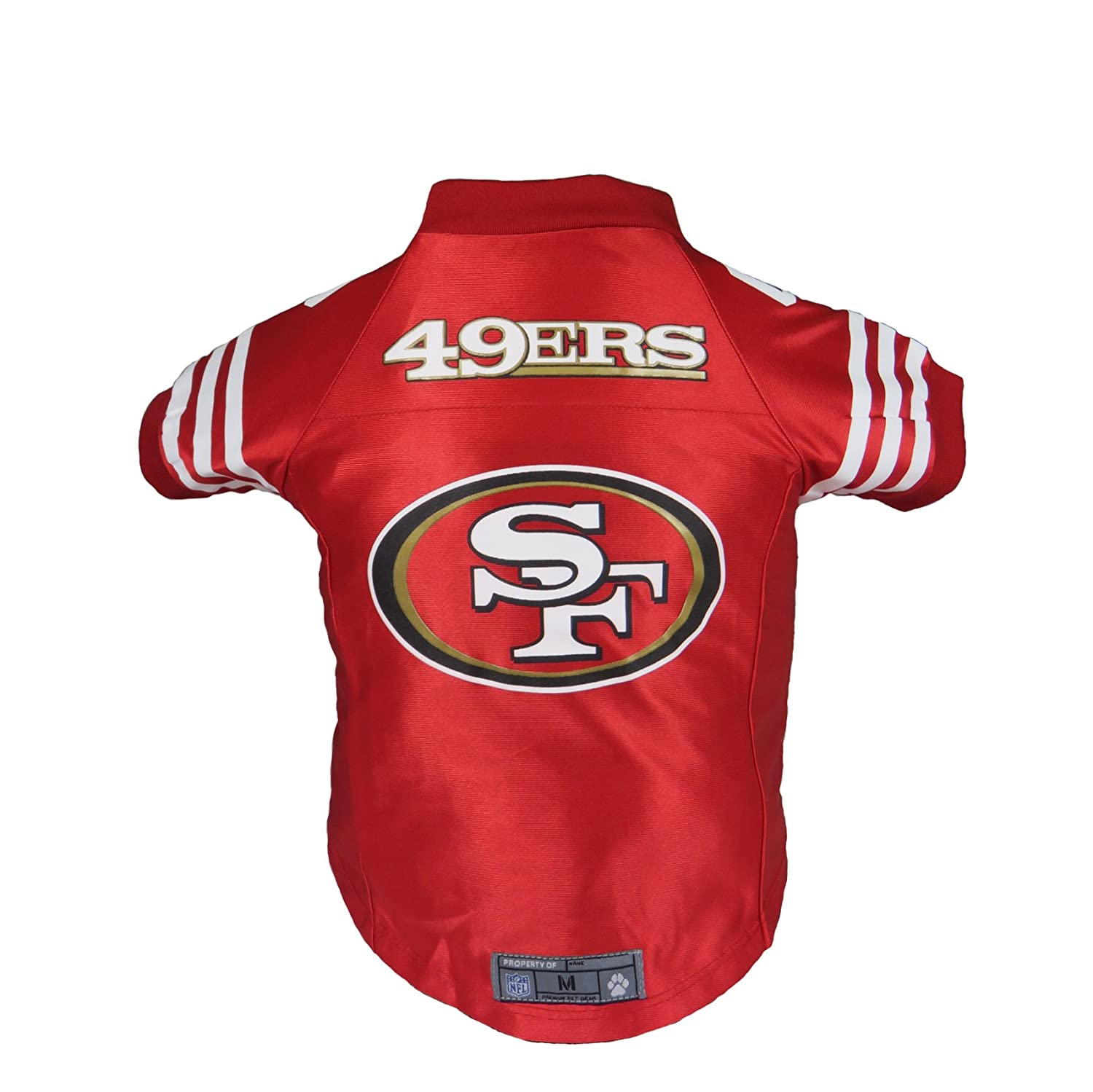 e18b9226c3f Amazon.com : NFL Premium Pet Jersey : Sports & Outdoors
