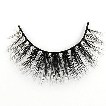 29343c535c5 Arison Lashes 3D Mink Fur Fake Eyelashes Women's Makeup False Lashes  Hand-made 3D Style