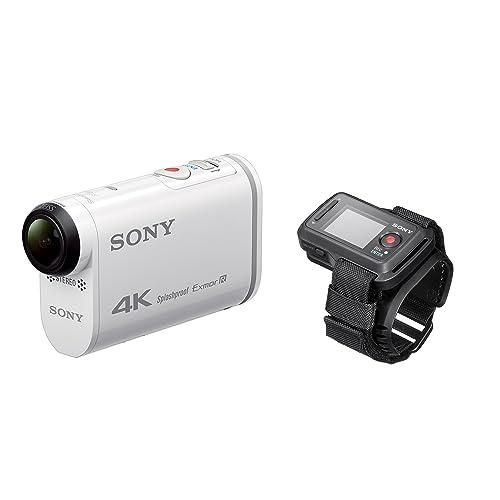 Sony FDR-X1000VR Action Cam Stabilisée 4K Wifi/GPS
