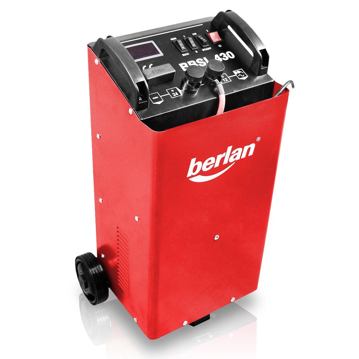 Batterie Start- und Ladegerä t Booster - BBSL430 Berlan