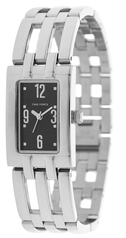 Time Force Damen Armbanduhr Bonny Silber TF4082L01M