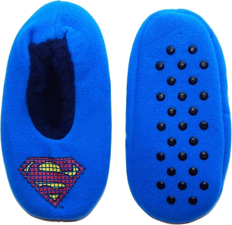 Superman Man of Steel Boys Fuzzy Babba