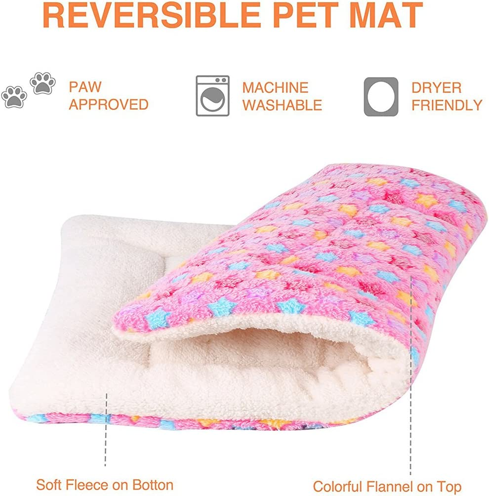 anbiwangluo Dog/&Cat Blankets For Pet Sleep Soft 4SIZE 4Color L, BLUE