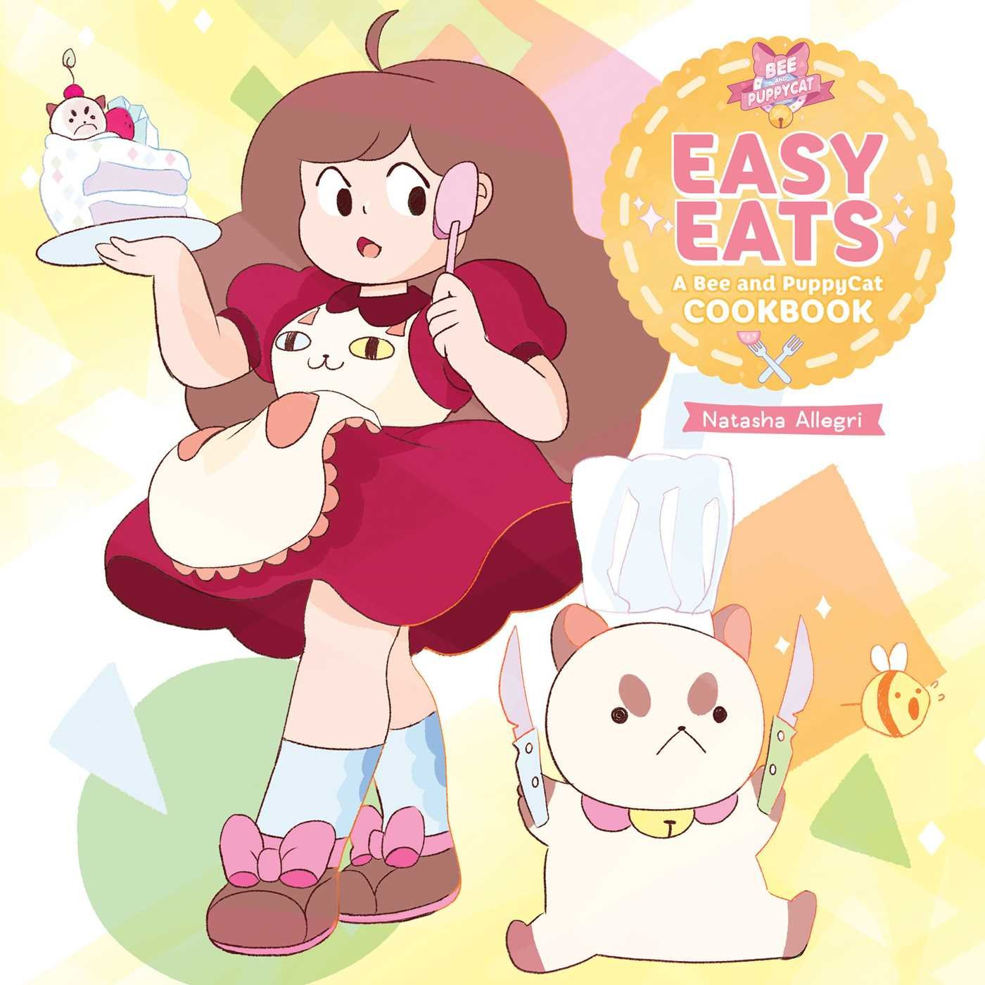 Download Easy Eats: A Bee and PuppyCat Cookbook PDF