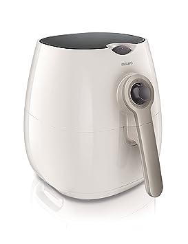 Philips Airfryer saludable sartén sin aceite - Blanco: Amazon.es: Hogar