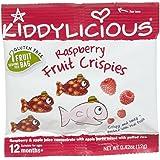 Kiddylicious Fruit Crispies - Raspberry - 0.42 oz - 18 pk