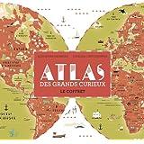 Atlas des grands curieux. Le coffret