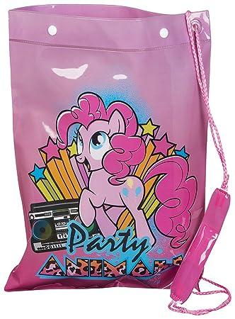 13e520e4ba09 My Little Pony Kids PVC Waterproof Swim Gym Bag  Amazon.co.uk  Sports    Outdoors