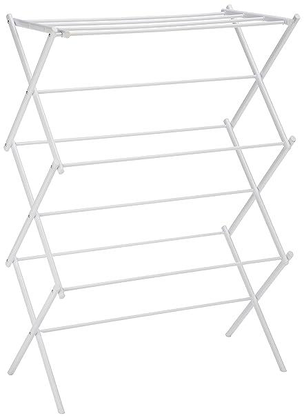 Amazon Drying Rack Inspiration Amazon AmazonBasics Foldable Drying Rack White Home Kitchen