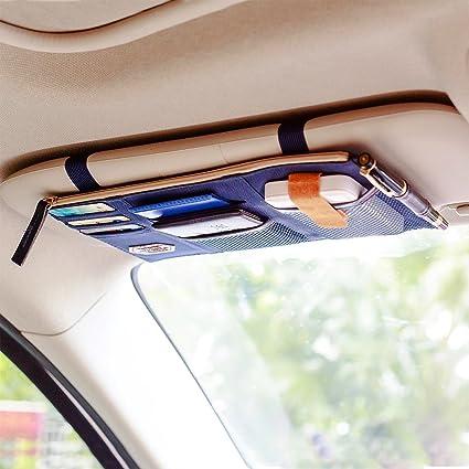Amazon Com Kinglake New Multi Purpose Auto Car Sun Visor Organizer