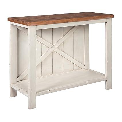 Amazon Com Ashley Furniture Signature Design Abramsland Console