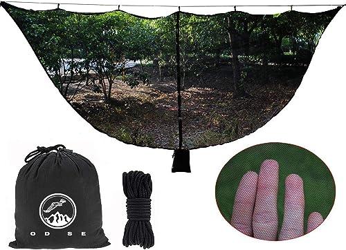 Big-Size Camping Hanging Garden Beach Hammock,Outdoor Portable Parachute Nylon Hammock for Backpacking Travel