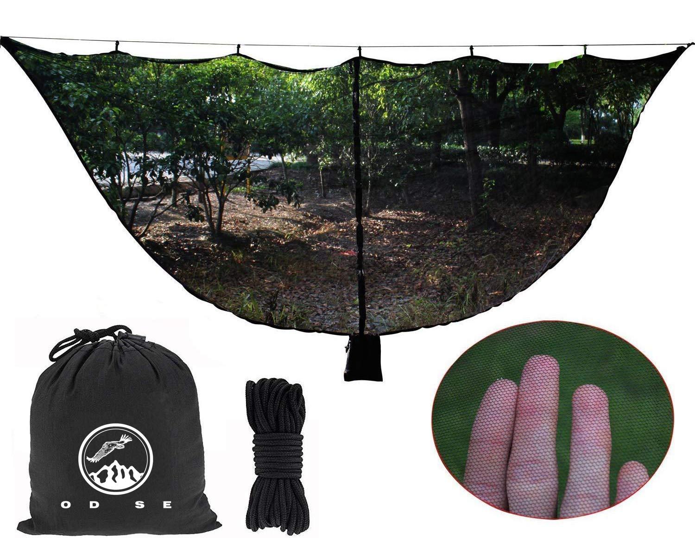 Outdoor Skye Hammock Net – 12 Feet Hammock Net Fits All Camping Hammocks. Compact, Lightweight. Fast Easy Setup.Essential Camping and Survival Gear