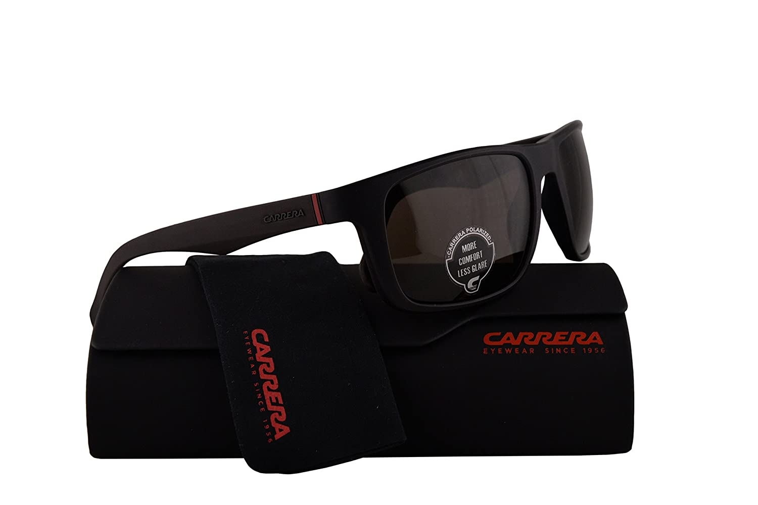 Amazon.com: Carrera 8027/S – anteojos de sol color café w ...