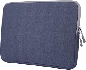 CHAJIJIAO Ultra Slim Case for MacBook Pro 15.4 inch Laptop Bag Soft Portable Package Pouch Tablet Back Cover (Color : Grey)