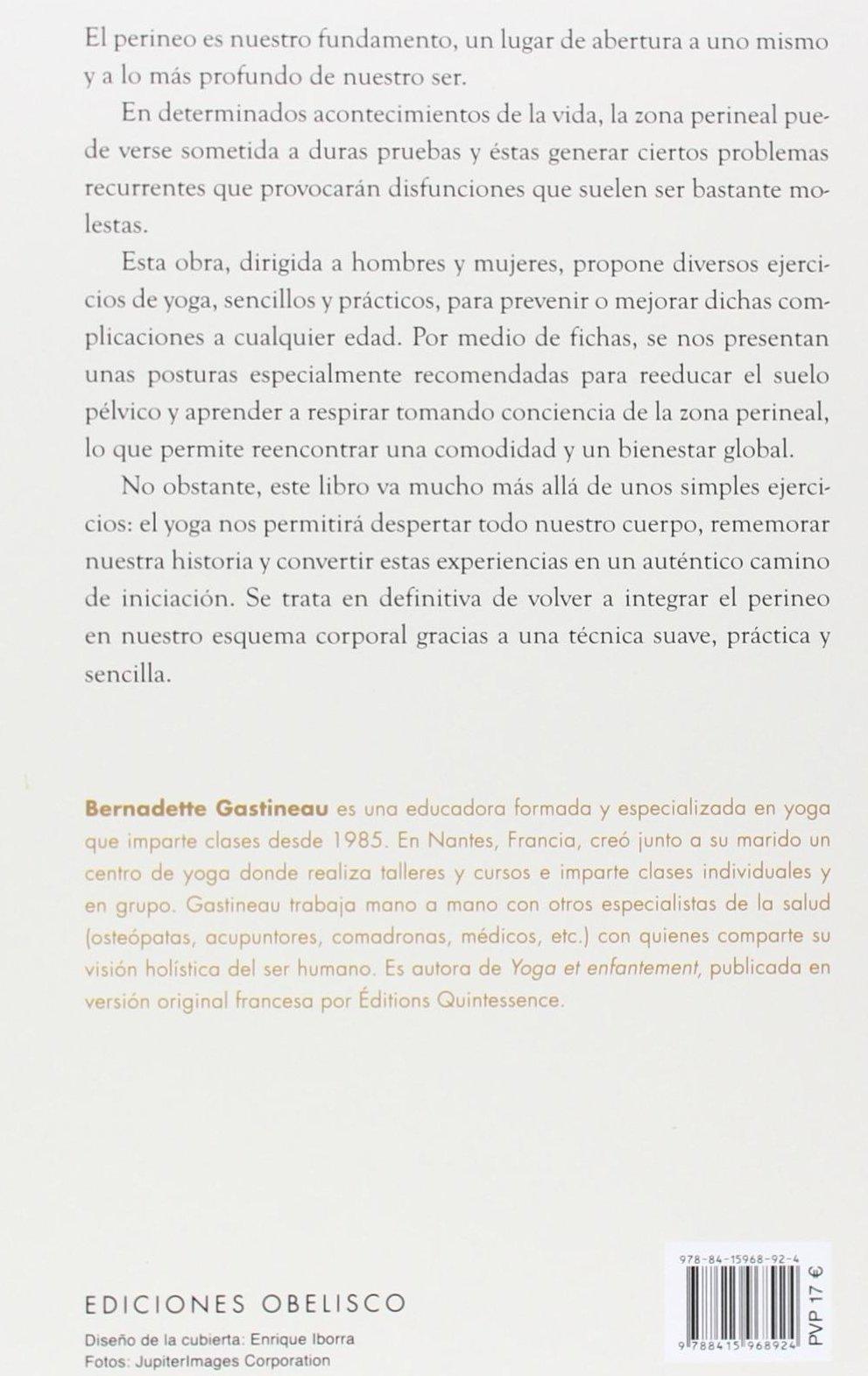 Yoga Y Perineo (SALUD Y VIDA NATURAL): Amazon.es: Bernadette ...