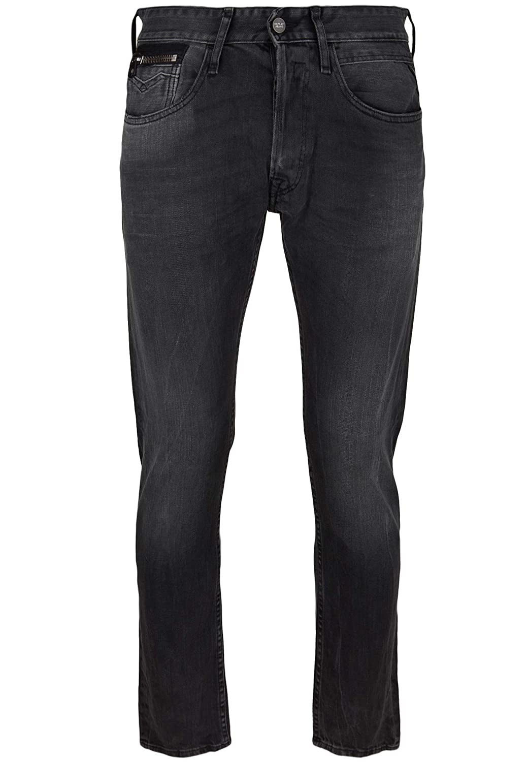 Replay Newbill Zipped Jeans Uomo