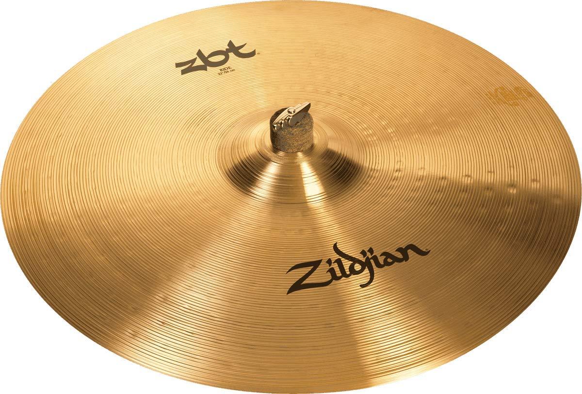 Zildjian ZBT22R Ride Cymbal (Gold): Amazon.in: Musical Instruments
