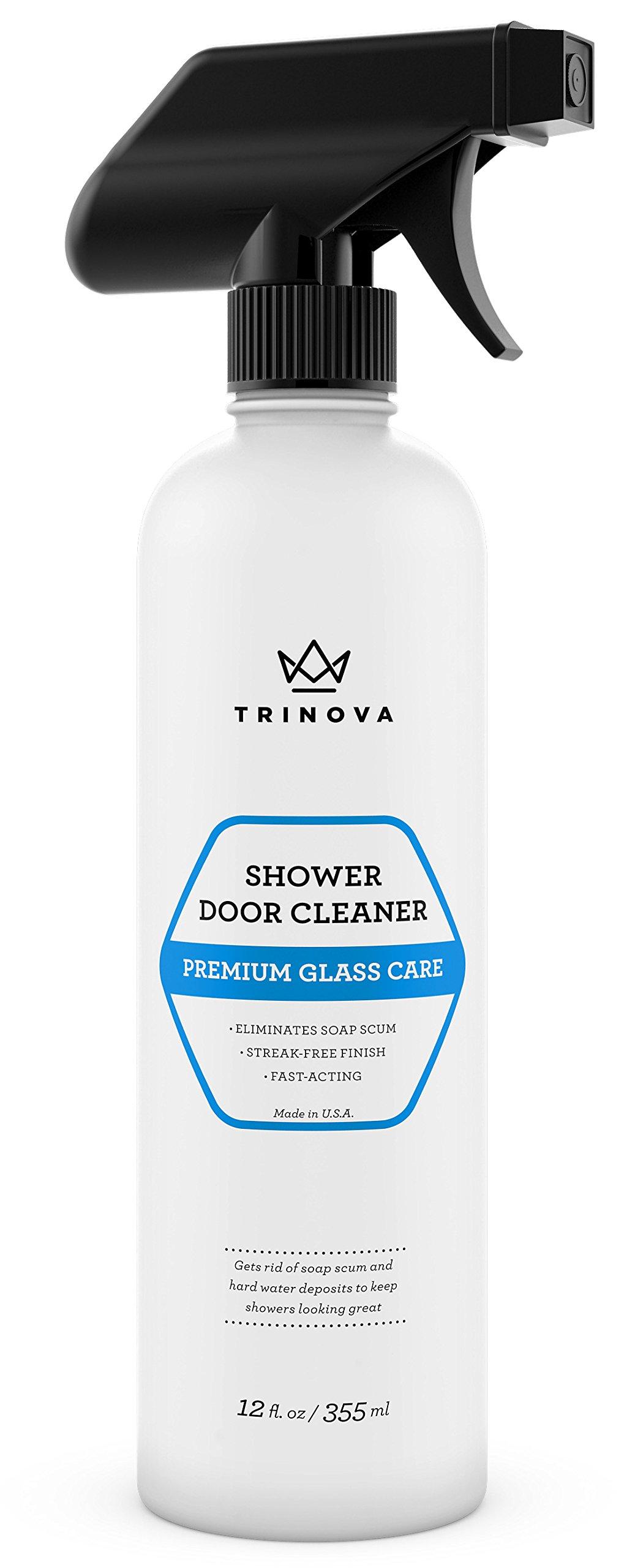 Amazon Hard Water Stain Remover Shower Door Cleaner Soap Scum