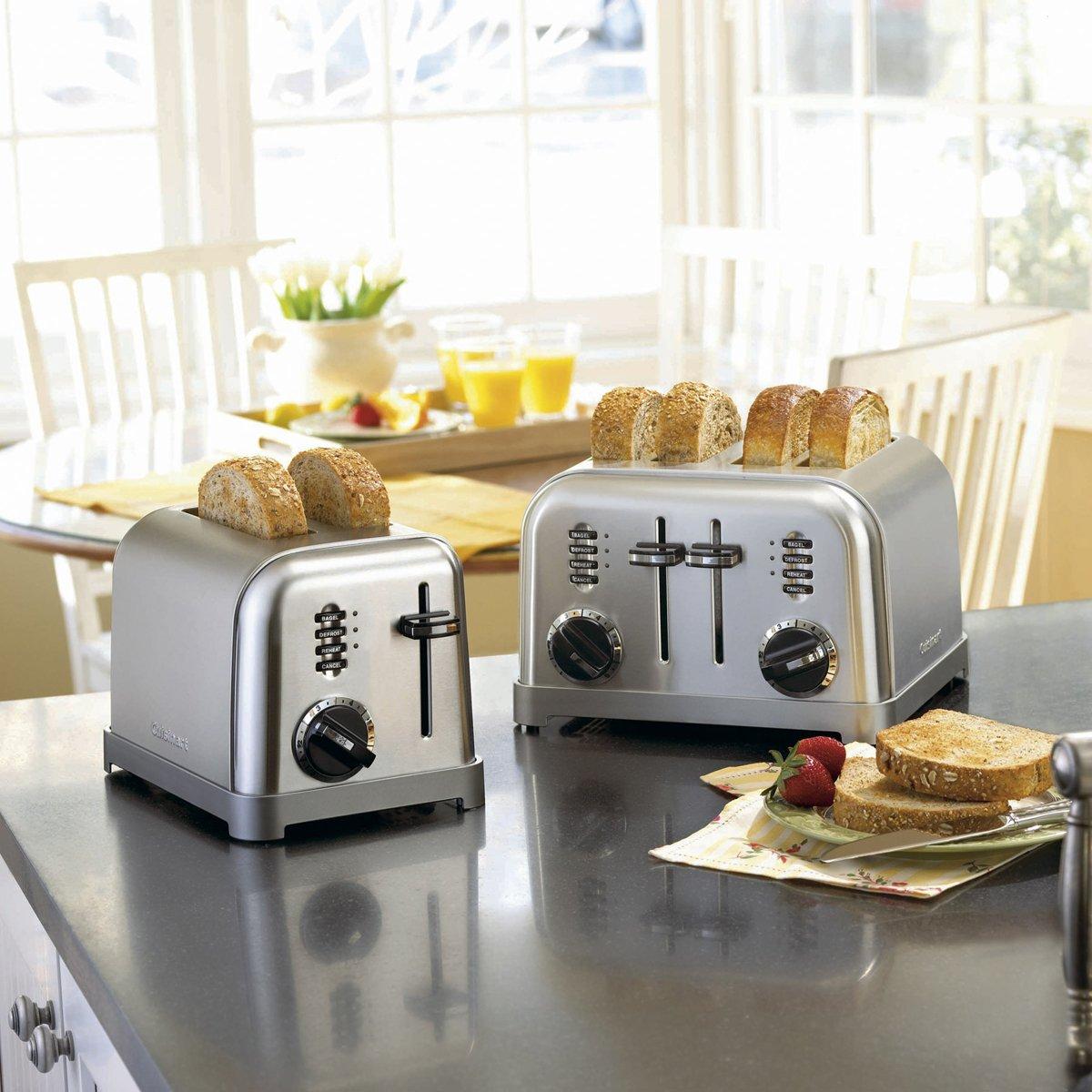 Cuisinart 4 Slice ToasterBlack Friday Deal 2020