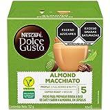 Nescafé Dolce Gusto Nescafé Dolce Gusto Latte Almendra, Plant Based, 12 Cápsulas, Latte Almendra, 12 Piezas