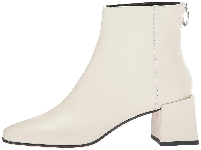 Via B074CYPGYV Spiga Women's Lara Blocked Ankle Boot B074CYPGYV Via 8.5 B(M) US|Bone Leather 3ead56