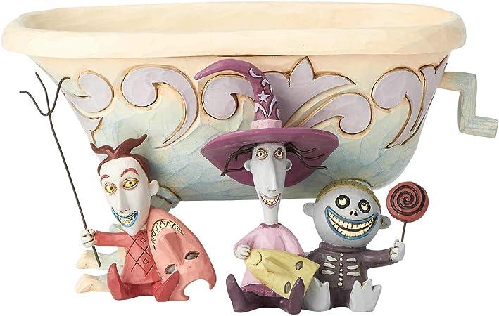 Disney Traditions Tradition 6000953 Vado Vedo e Prendo Nightmare Before Christmas Figurina Taglia Unica Multicolour Multicolore