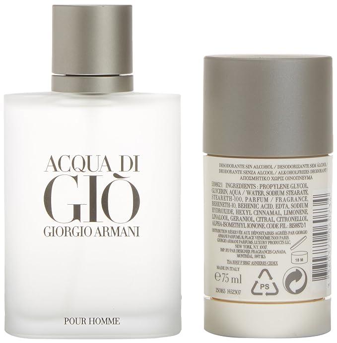 Giorgio Armani 3614270998423 Perfume Set Pack of 1x 200 g  Amazon.co.uk   Beauty dbab48c976d