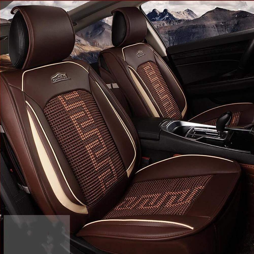 カーカーシートプロテクター用シートカバー 冬のコートスキッドプルーフ断熱材に新しい短い豪華な車 カーシートクッションカーシートマット