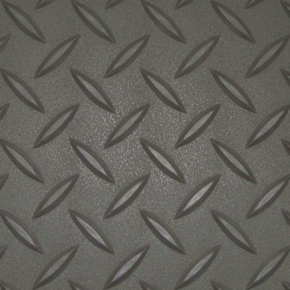RoughTex 84717 Black Diamond Deck 7.5 x 17 Standard Car Mat Various Options Available