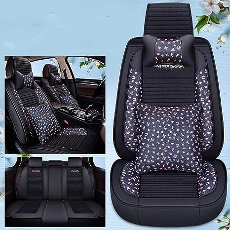 Amazon.com: OUTOS - Fundas para asientos de coche de piel y ...